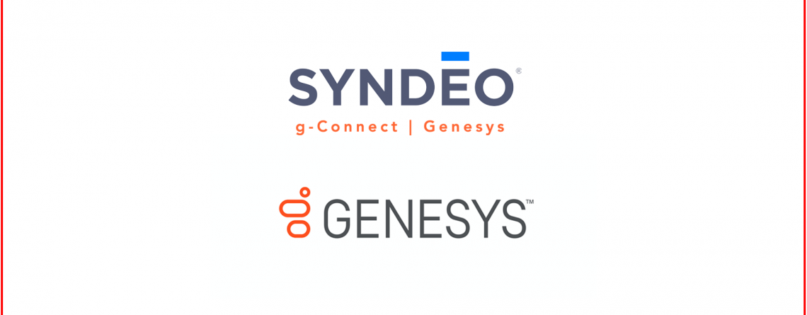 Syndeo partner with Genesys